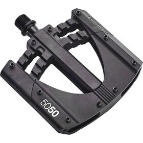 Crankbrothers 5050 Pedaler, black/black